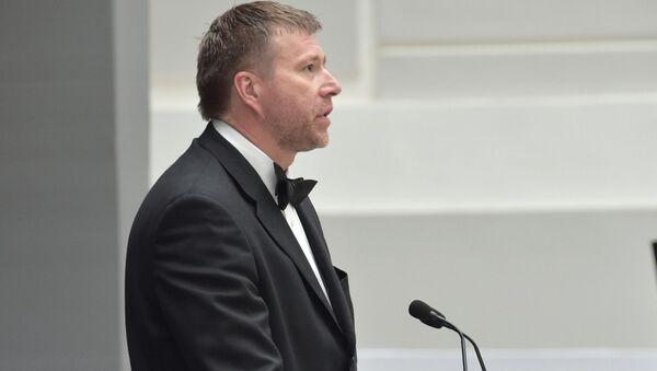 Minister Sprawiedliwości FR Aleksander Konowałow - Sputnik Polska