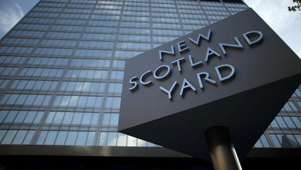 Budynek Scotland Yardu w Londynie - Sputnik Polska