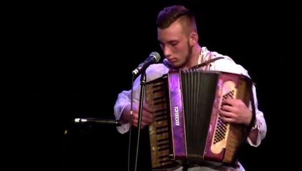 Ogólnopolski festiwal piosenki rosyjskiej w Łodzi - Sputnik Polska