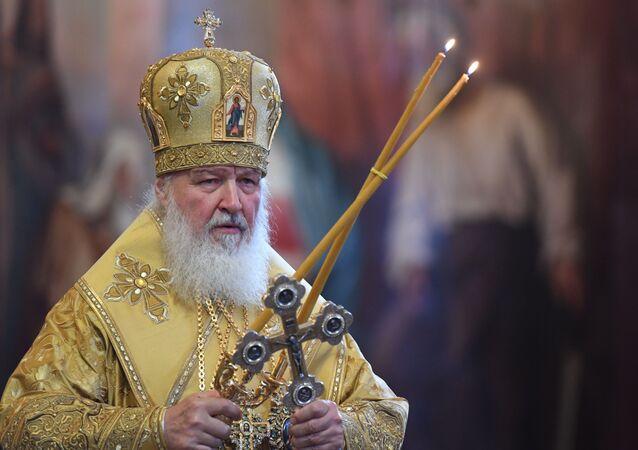 Cyryl I, patriarcha moskiewski i całej Rusi