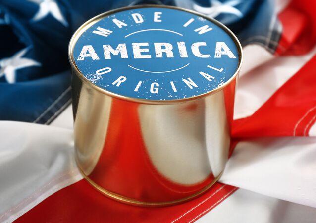 """Konserwy z oznaczeniem """"Made in America"""""""