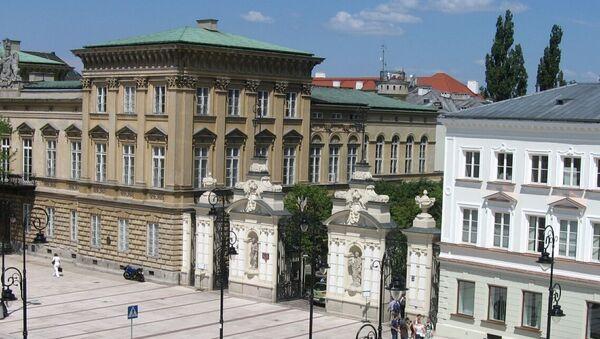 Uniwersytet Warszawski - Sputnik Polska