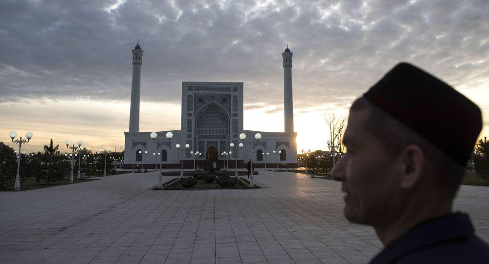 Meczet Minor w Taszkencie