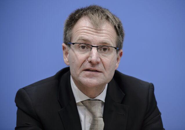 Prokurator generalny Niemiec Peter Frank