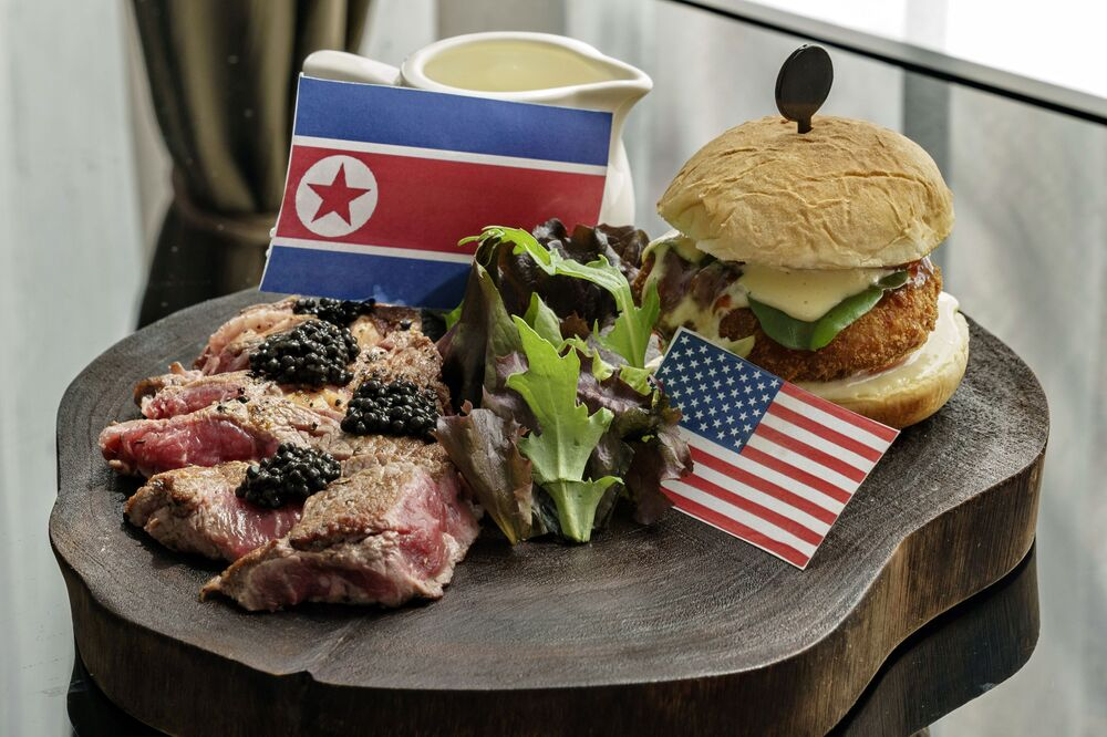 Restauracje w Singapurze przygotowują się do spotkania Kim Dzong Una i Trumpa