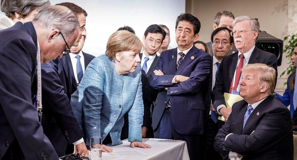 Szczyt G7 w Kanadzie