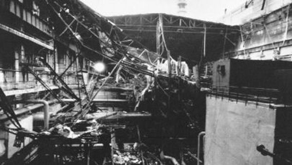 Авария на Чернобыльской АЭС - Sputnik Polska