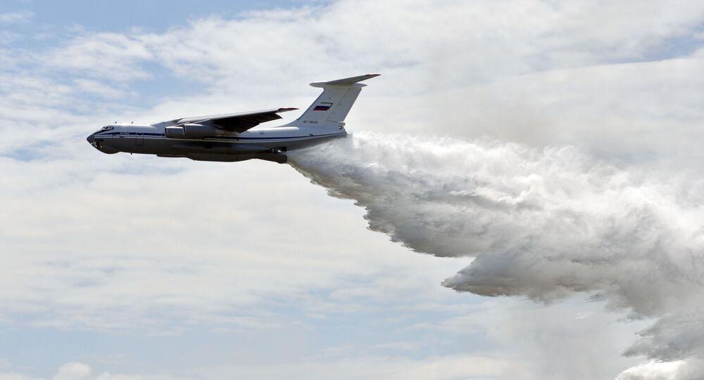 Samolot Ił-76MD