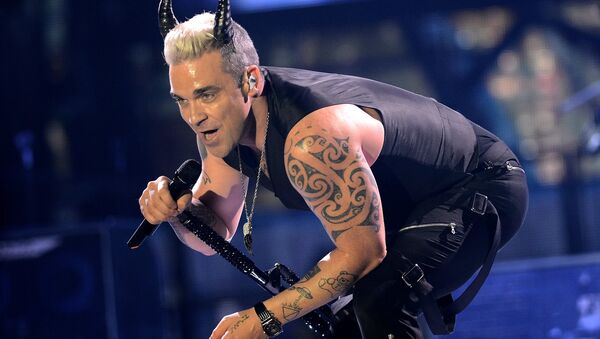 Robbie Williams - Sputnik Polska