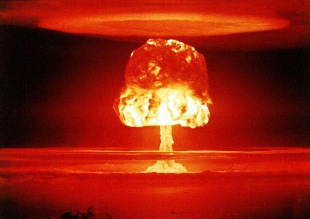 Wybuch atomowy