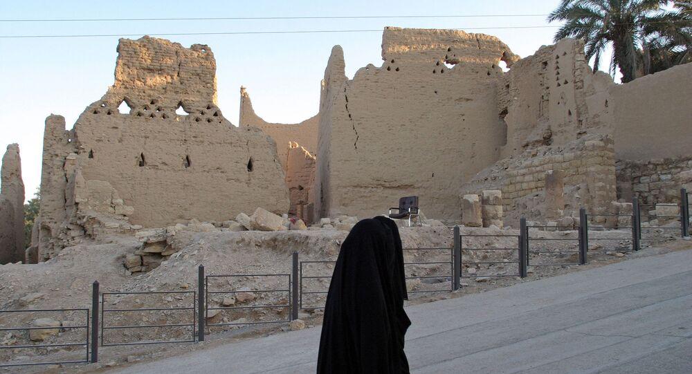 Al-Diriyah, Arabia Saudyjska