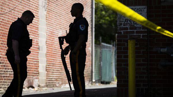 Jedna osoba zginęła, a kilka zostało rannych w strzelaninie, do której doszło na wystawie Art All Night w amerykańskim mieście Trenton w New Jersey. - Sputnik Polska