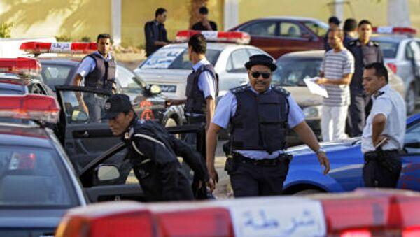 Libijska policja - Sputnik Polska