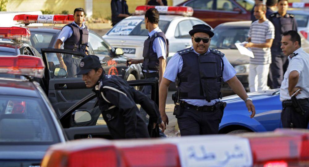 Libijska policja