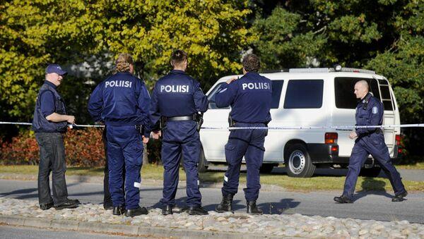 Fińska policja - Sputnik Polska