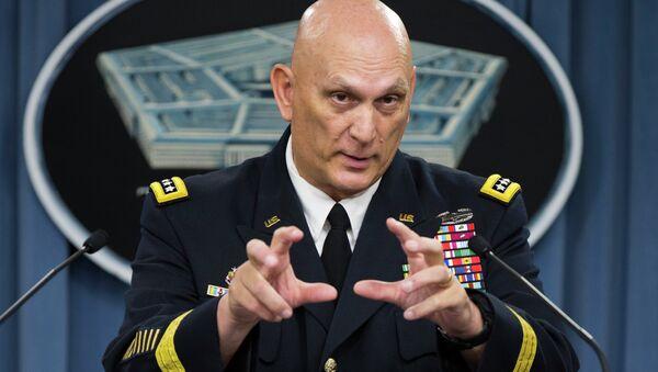 Naczelnik sztabu wojsk lądowych Stanów Zjednoczonych generał Raymond Odierno - Sputnik Polska