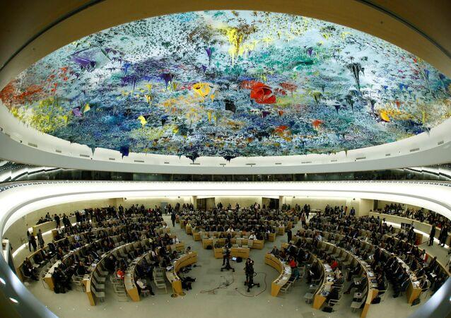 Rada Praw Człowieka ONZ, 2017
