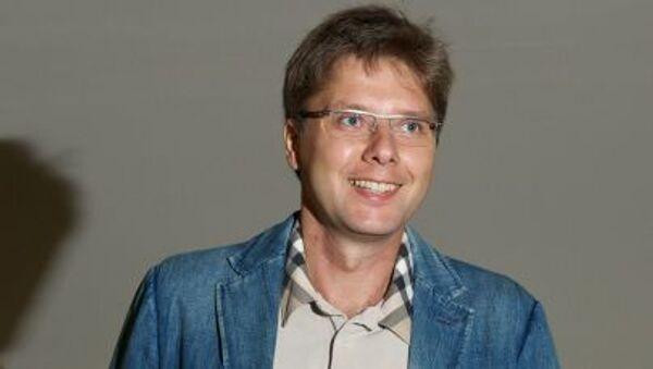 Mer Rygi Nils Ušakovs - Sputnik Polska
