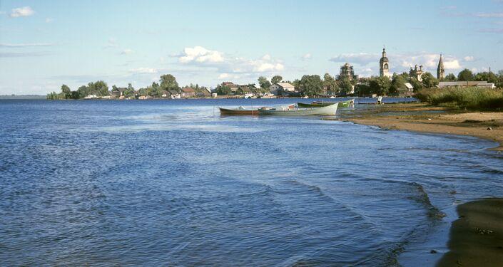 Ostaszkow, jezioro Seliger
