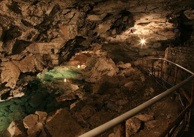 Kungurska Jaskinia Lodowa, Kraj Permski