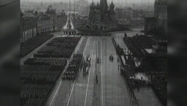 Parada Zwycięstwa ZSRR - Sputnik Polska