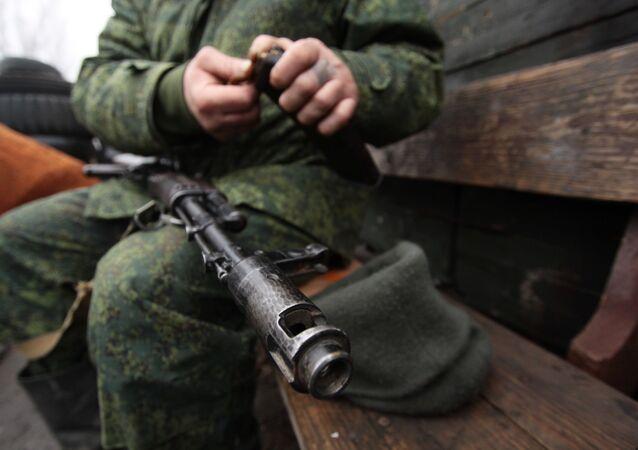 Konflikt zbrojny na południowym wschodzie Ukrainy