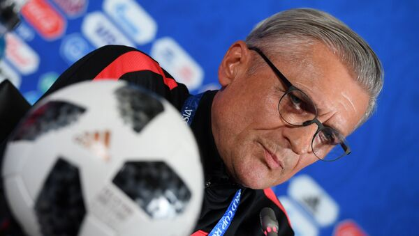 Adam Nawałka, trener reprezentacji Polski, MŚ 2018 - Sputnik Polska
