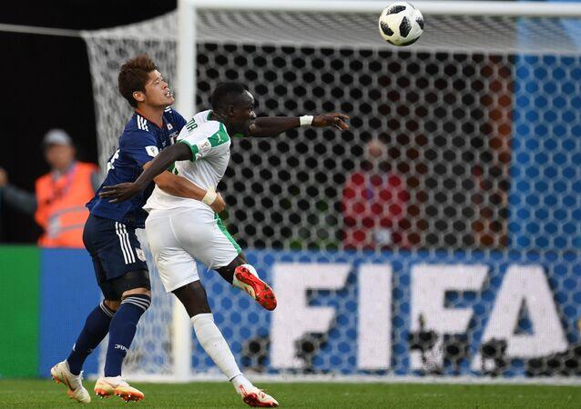 Mecz Japonia - Senegal
