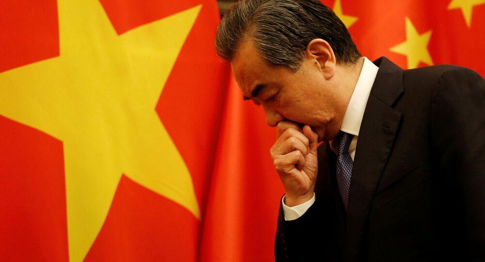 Minister spraw zagranicznych Chin Wang Yi