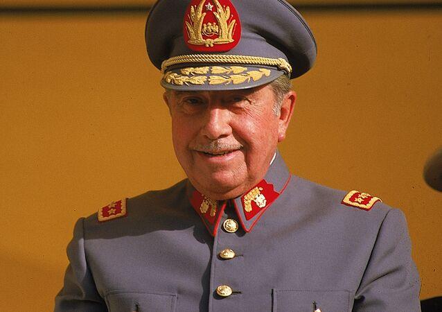 Chilijski generał Augusto Pinochet