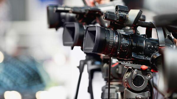 Kamery telewizyjne - Sputnik Polska