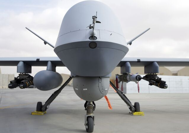 Amerykański dron MQ-9