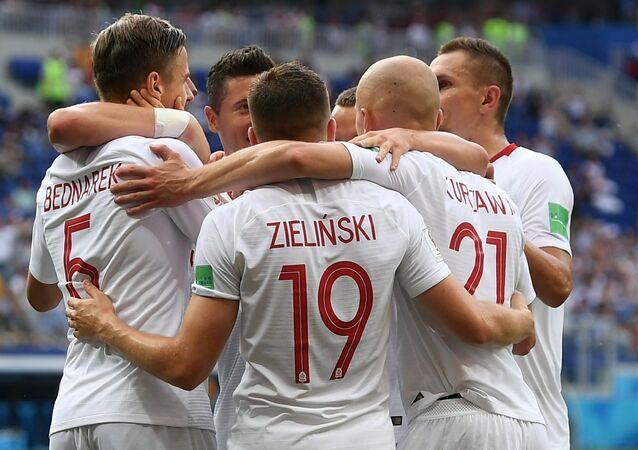 Polska - Japonia MŚ 2018