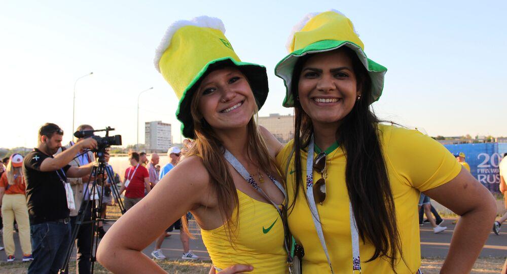Úrsula i Paola z Brazylii