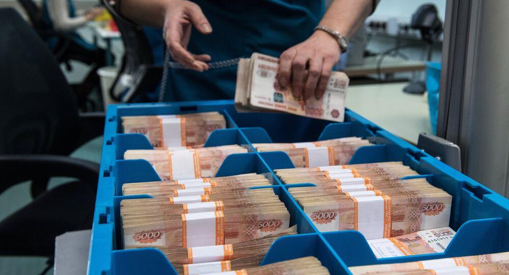 Rosyjskie ruble
