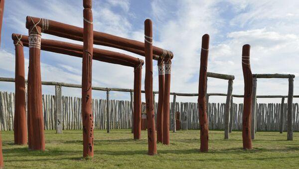 Woodhenge pod Berlinem - Sputnik Polska