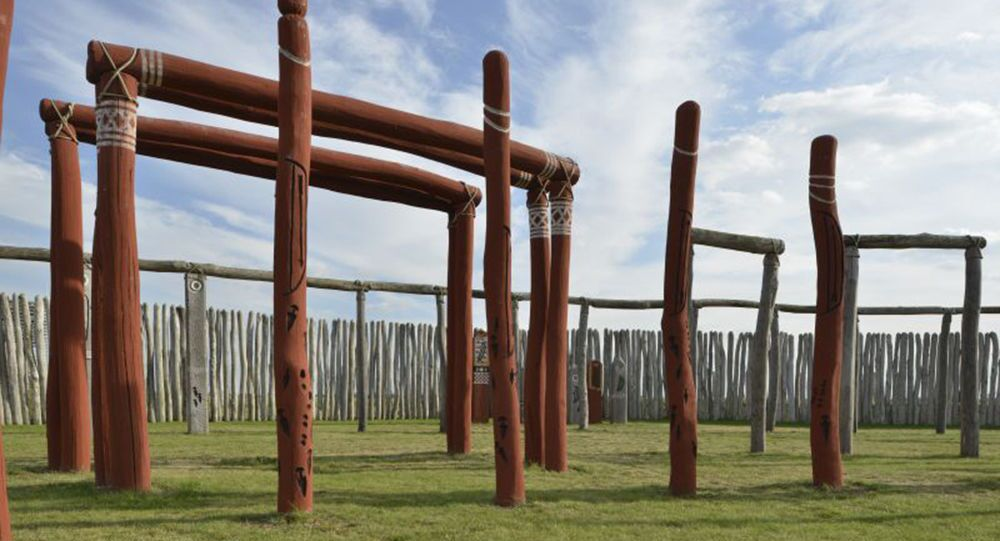Woodhenge pod Berlinem