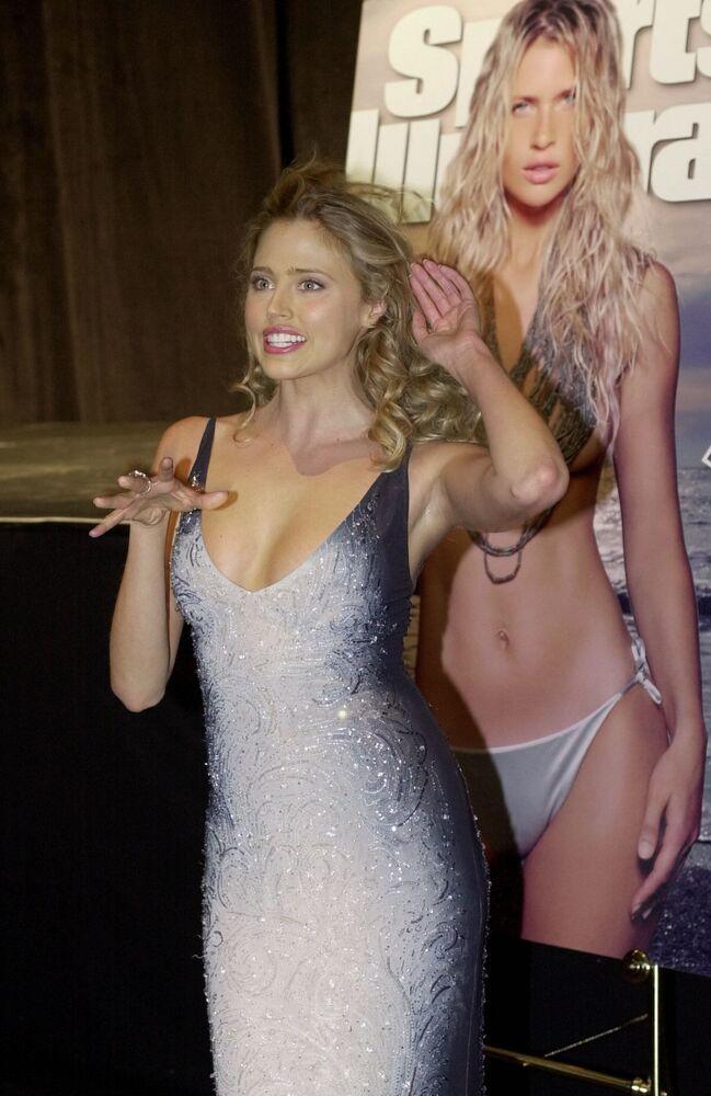 Kanadyjska modelka Estella Warren