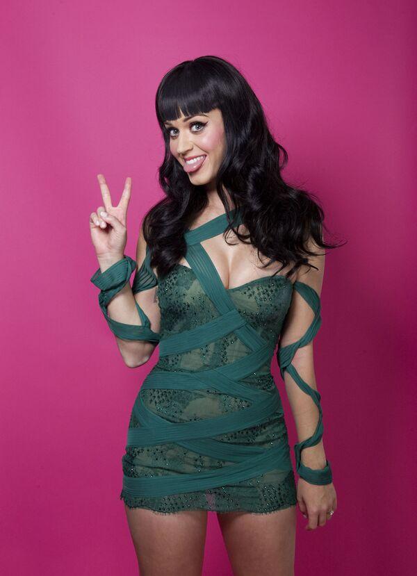 Amerykańska śpiewaczka Katy Perry - Sputnik Polska