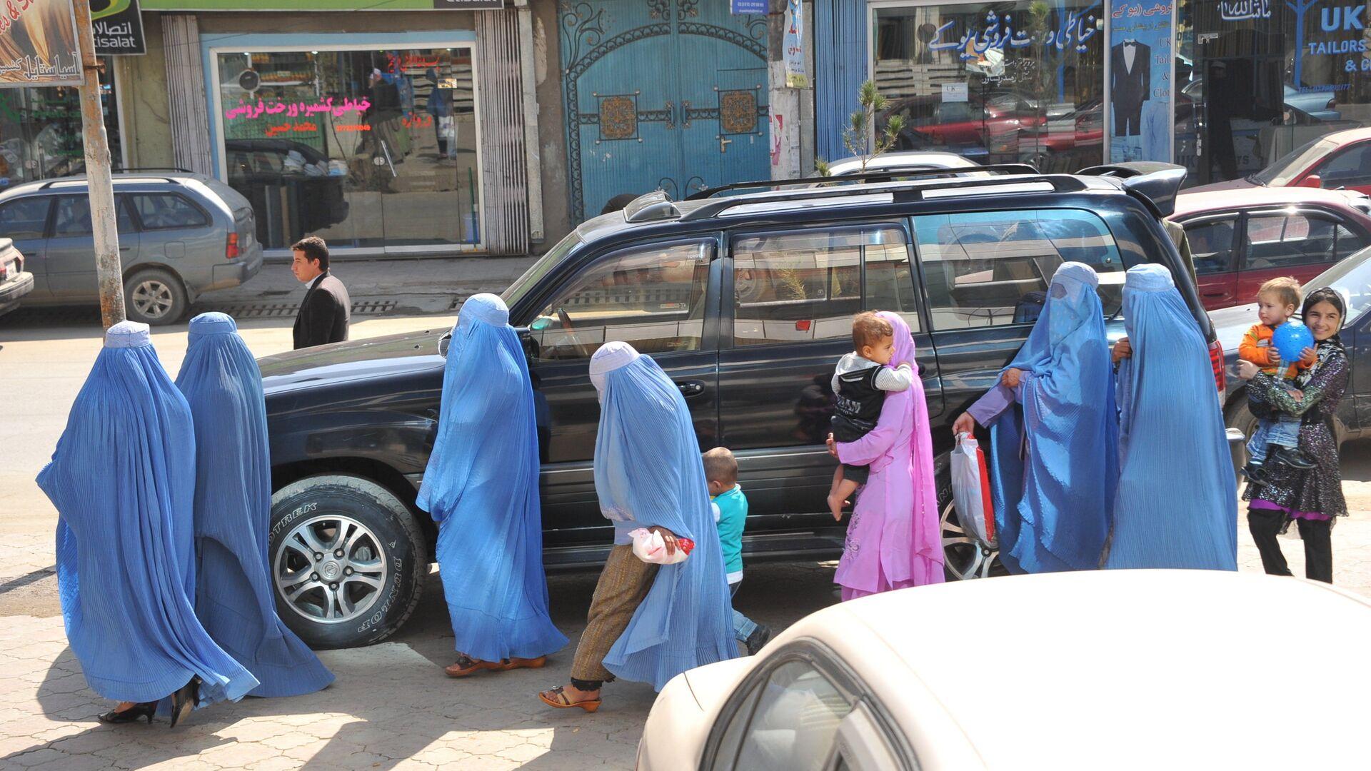 Kobiety w Kabulu - Sputnik Polska, 1920, 16.04.2021
