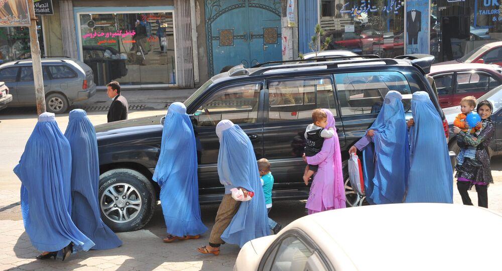 Kobiety w Kabulu