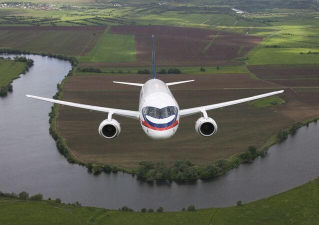Suchoj Superjet 100