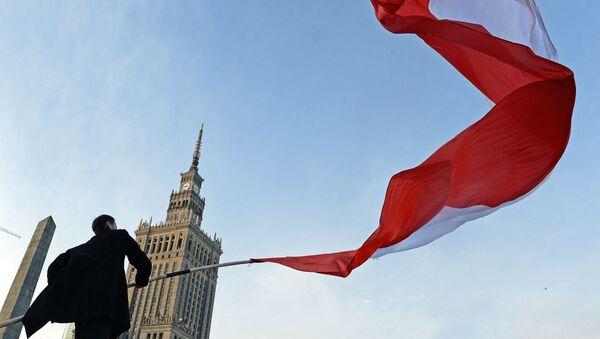 Pałac Kultury w Warszawie - Sputnik Polska
