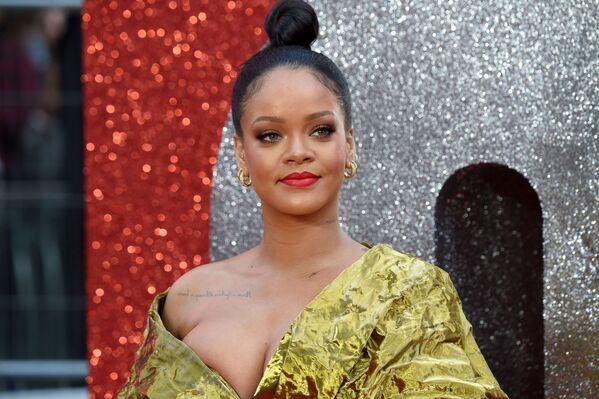 Piosenkarka i aktorka Rihanna na premierze fimu w Londynie - Sputnik Polska