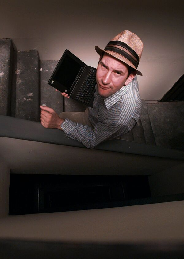 Amerykański dziennikarz Matt Drudge - Sputnik Polska
