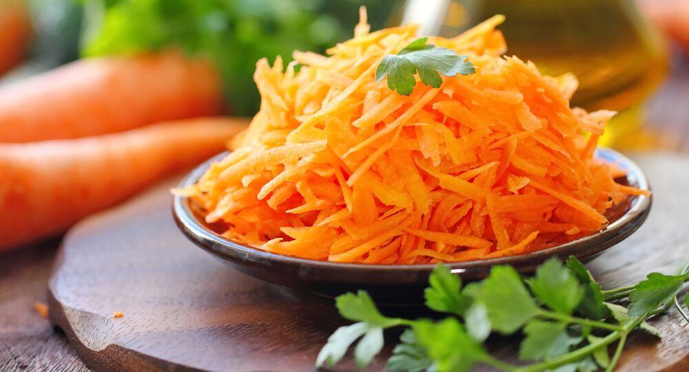 Surówka z marchewki