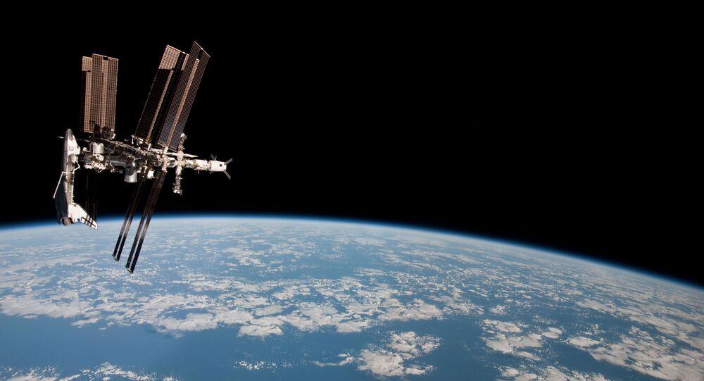 MSK w otwartej przestrzeni kosmicznej