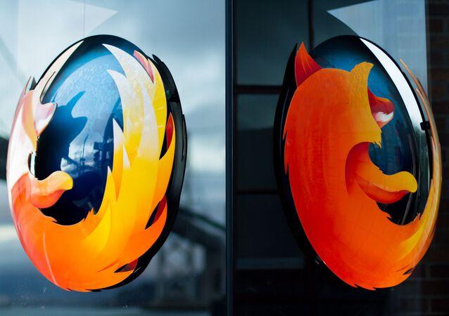 Logo przeglądarki Mozilla Firefox