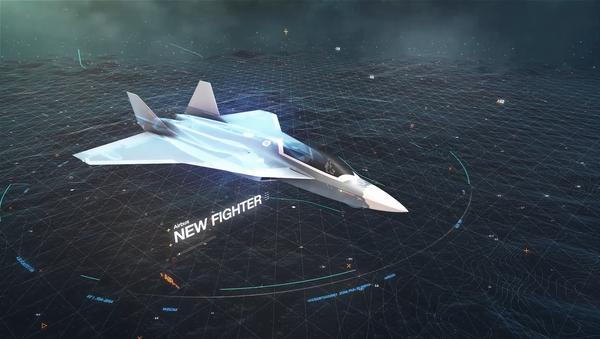 Projekt myśliwca szóstego pokolenia firmy Airbus - Sputnik Polska