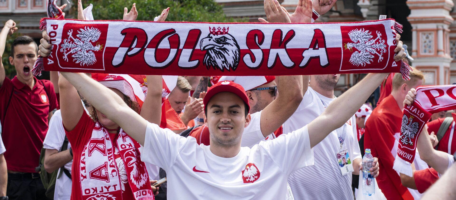 Mistrzostwa Świata 2018 - Sputnik Polska, 1920, 02.04.2021